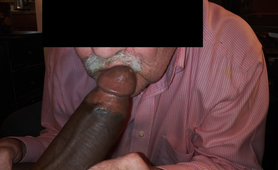 Old Neighborhood White Dude Sucking My Dick