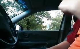 cruising dad..