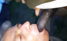 Big black cock all for me