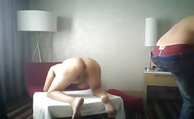 Anonymous married dad from craigslist fucks me bareback and cum inside