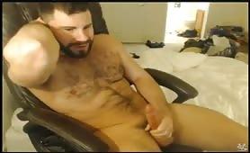 Super hot Hairy Stud