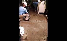 Cruising public Restroom 12
