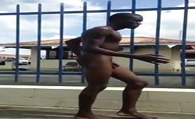 Public naked Challenge...