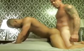Stunning Interracial fuck