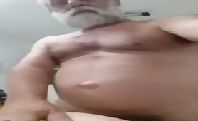 Iranian big ass daddy fucking his str8 best friend