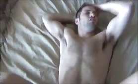Horny married neighbor fucks my ass hard while wife is at work