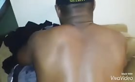 Love fucking tasty nigga's ass