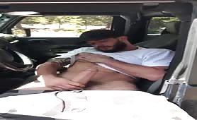 I love masturbate in the car