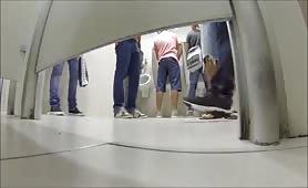 Caught Mall Toilet Action
