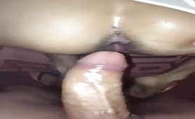 Bitch you want me to fill that ass with cum