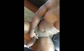 Who wants to see how a cock is caressed