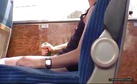 Wank in the Bus.