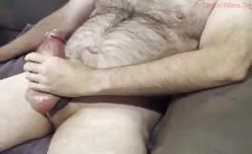 Huge fat girthy monstrous cock bear