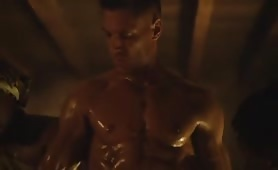 crixus spartacus Naked