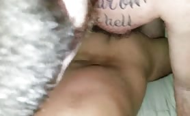 Spying on my horny drunk cousin getting fuck by my best friend