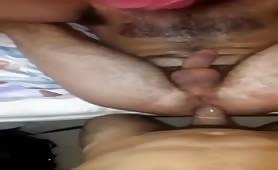 Homemade Israeli video anal fucking