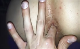 Big dick fucks danish boy bareback and cums in his ass
