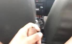 Uber taxi pervert wank.