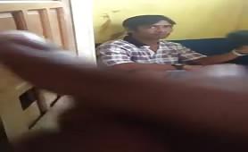 Flashing to Asian worker