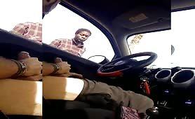 Black Guy caught Watching Him Jerking, why you take so long..