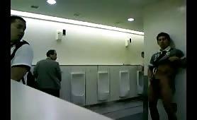 Cruising public Restroom 41