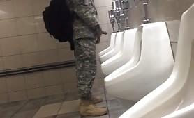 Cruising public restroom 10